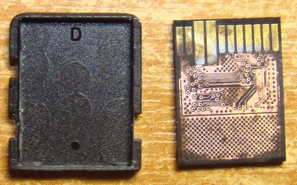 Монолитная карта памяти Sony Memory Stick Pro Duo