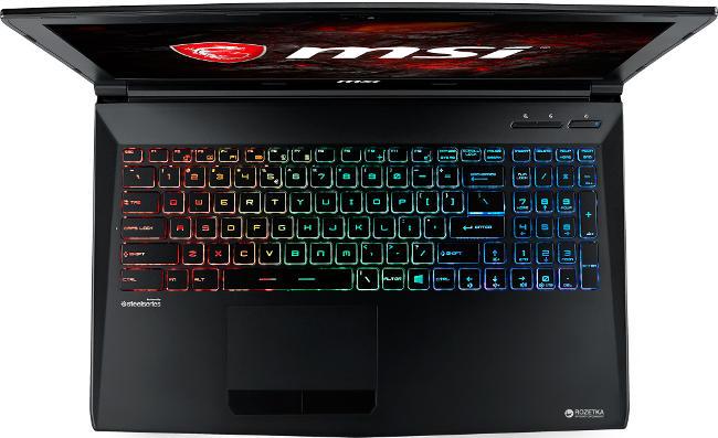Ремонт ноутбука MSI